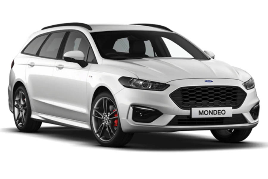 Ford Mondeo from Sutton Maddock