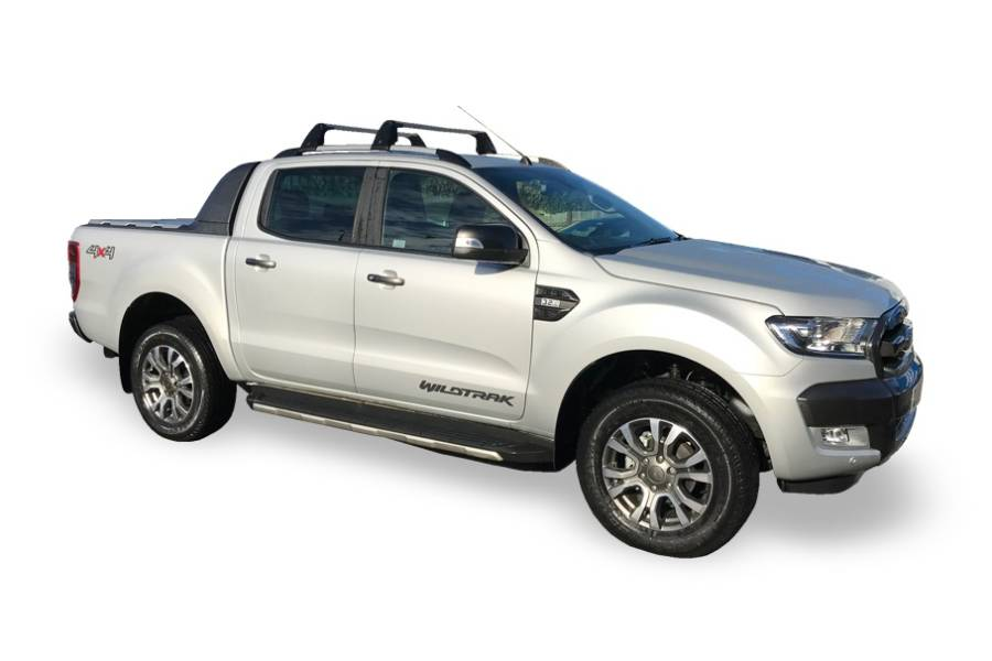 Toyota Hilux for hire from Sutton Maddock
