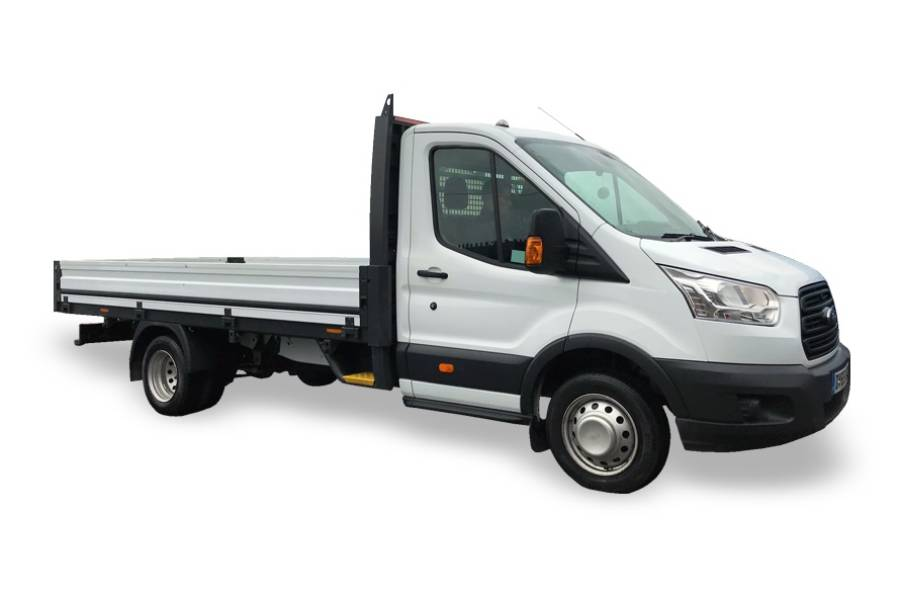 Ford Transit for hire from Sutton Maddock